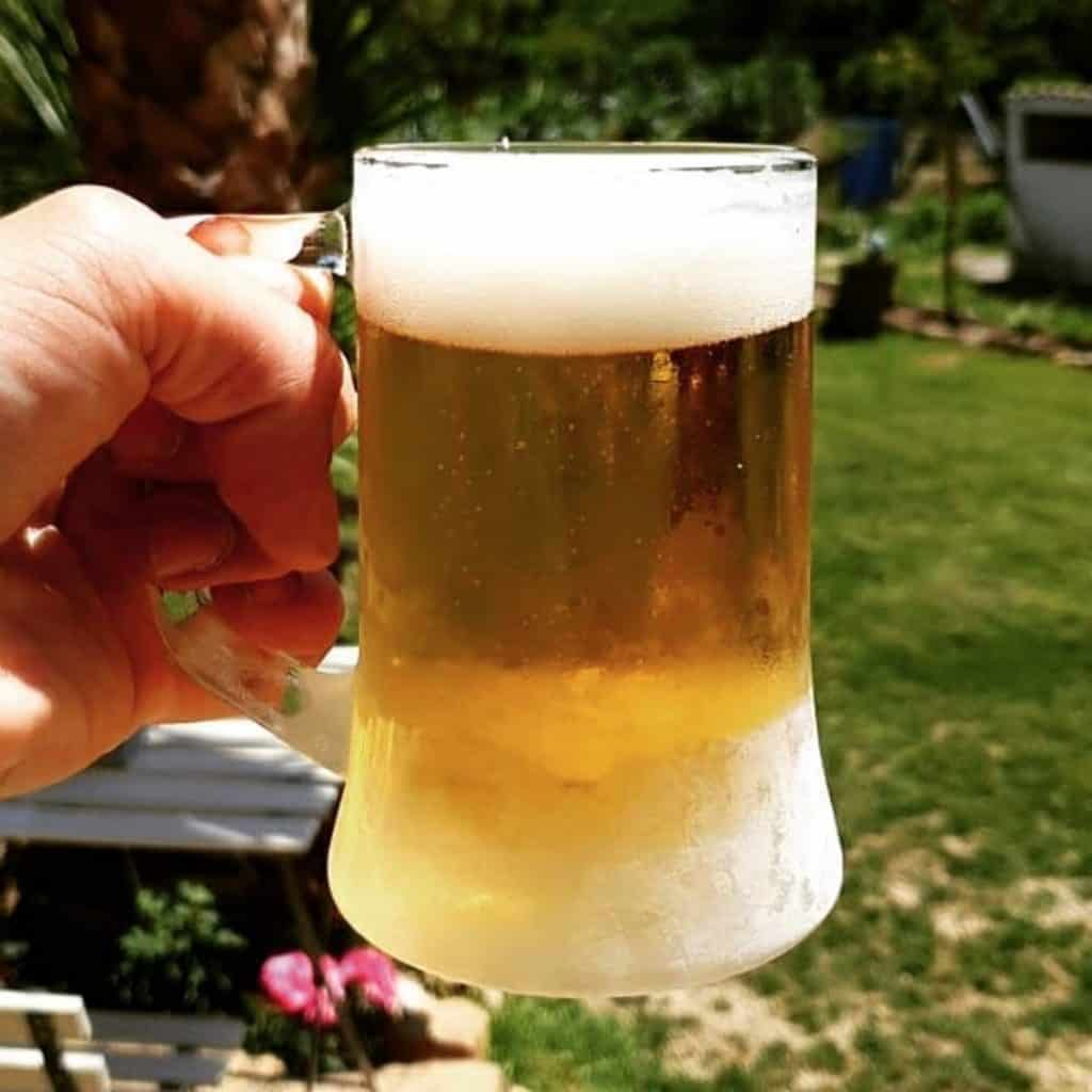 Which beer is good for health