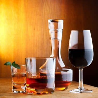 Can you mix wine and whiskey?