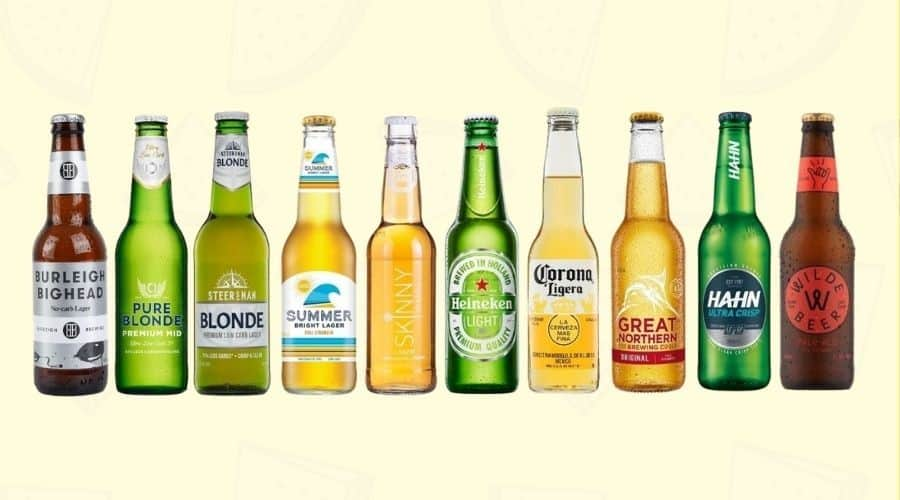 best low carb beers in Australia