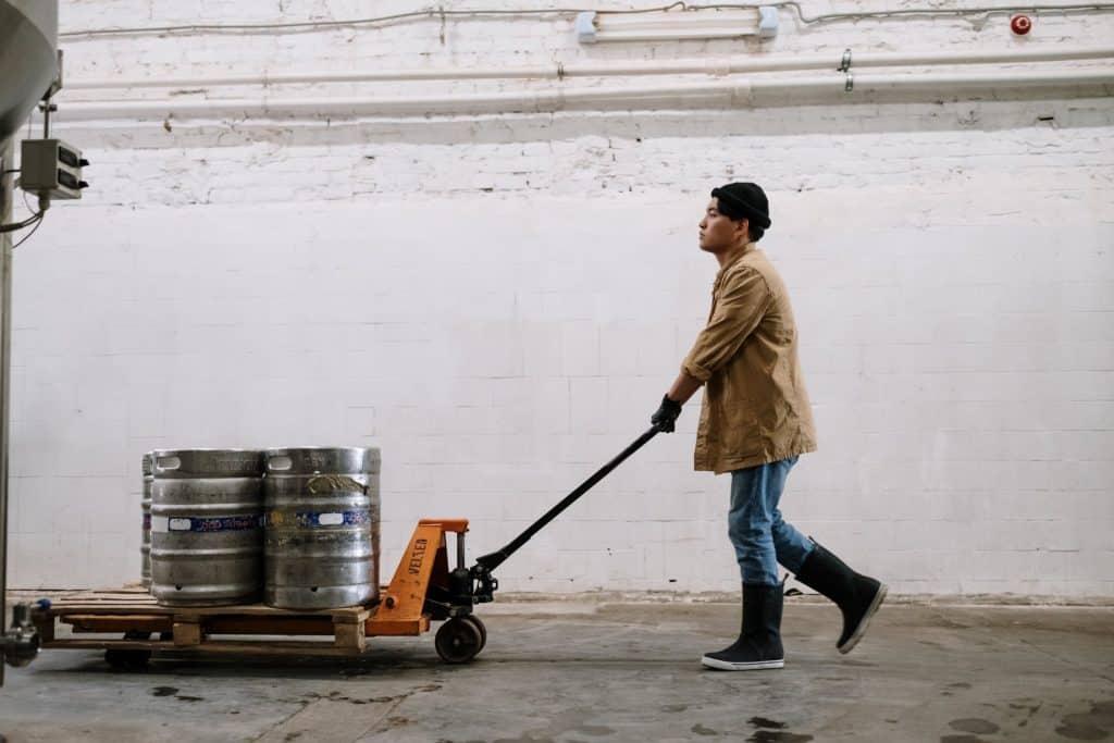 Beer by the keg